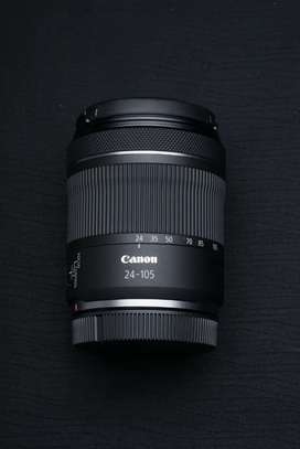 CANON RF 24-105MM F4 IS STM NEW