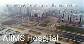 Plots Near Sec.95A & SGT University AIIMS Hospital Gurgaon