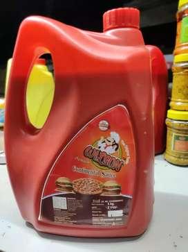 Wilson continental sauce