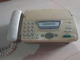 Telepon Fax Panasonic