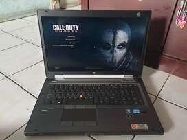Laptop Spek Gokil I7 Ram16gb Ssd 256gb Vga Nvidia 10GB 256bit Muantep