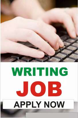 Wanted workers for writing project urgently