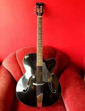 Hobner Acoustic Guitar ( only 7 months old)