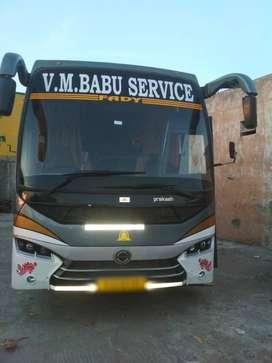 TWO BARATH BENZ 2018- registered bus