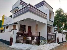 Ready to occupy 3 bhk 1350 sqft at edapally varapuzha near koonammav