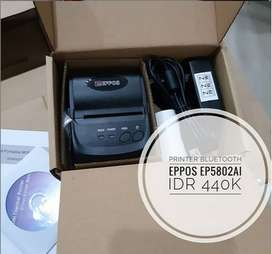 Printer Struk Kasir Bluetooth EPPOS 5802AI
