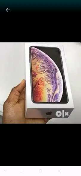 Apple I phone xs seal pack any color avlible prebook only 5 pic