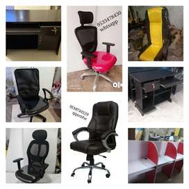 Manufacturing unit office chairs computer chairs