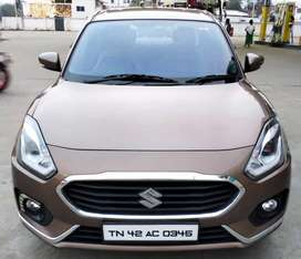 Maruti Suzuki Swift Dzire ZDI Plus AMT (Automatic), 2019, Diesel