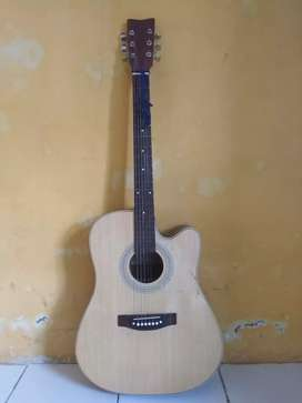 Gitar Yamaha custom f 500