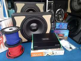 paket Audio Tv power subwoofer