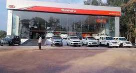 URGENT HIRING IN MAHINDRA MOTORS SHOWROOM