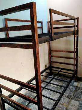 Bunker bed (iron) for sale