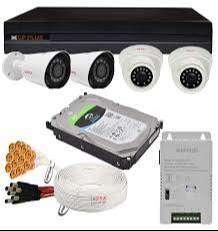 CP PLUS CCTV 4 HD camera ir night vision with warranty