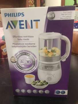 Philips Avent Baby Food Maker 4 in 1