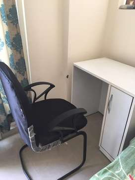 Study table and chair for office/work from home