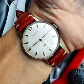 Jam Tangan Vintage Cosmo Politan Sub Second manual hand winding