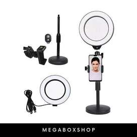ODI Selfie Stand 16cm Diameter Led Ring Light