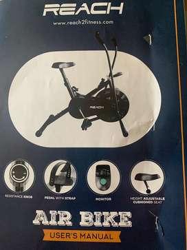 Reach Air bike