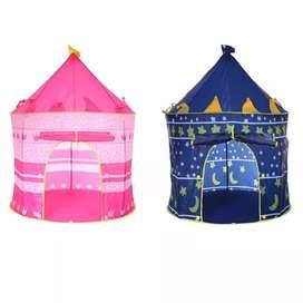 HS Tenda Camping Castle Mainan Anak Praktis Bisa Dibawa Kemana Saja