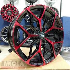Veleg Racing Murah HSR MYTH 01 Ring 18 Lebar 8 Lobang 5x114,3 Xpander