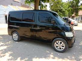 Terawat Gran max Minibus1500cc 2008 pwStering AcDingin pjkHdp bs TT