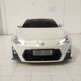 Toyota FT 86 tahun 2016