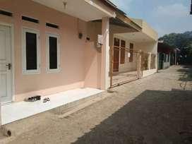 Rumah kontrakan dan induk daerah Kalibaru cilodong