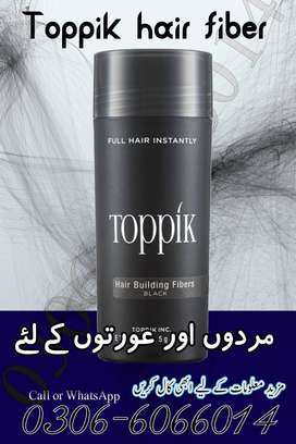 How Men Can Get Thicker Hair with Toppik Hair Building Fibers