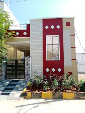 950 sft 2BHK Ready to move Independent house available near Ecil
