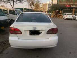 Diesel corolla under family used no mager work required