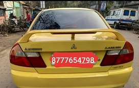 Its a lancer sfxi the car is good condition
