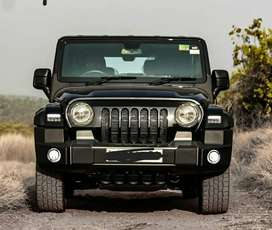 Thar 2020 front grill 7 slot abs quality