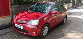 Toyota Etios 1.4 VD, 2012, Diesel