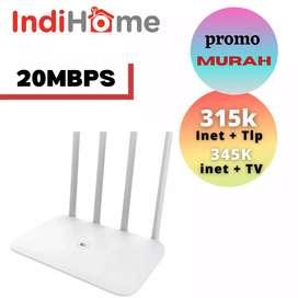 Promo Wifi Indihome Paket Murah Terjangkau