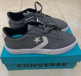 Converse courtlandt grey uk 43