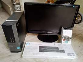 Dell i5 slim PC 4gb ram 500gb hdd 2gb graphics only cpu price