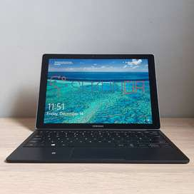 Samsung Tab S Pro 4/128GB Black 4G LTE Windows 10 Pro Tablet