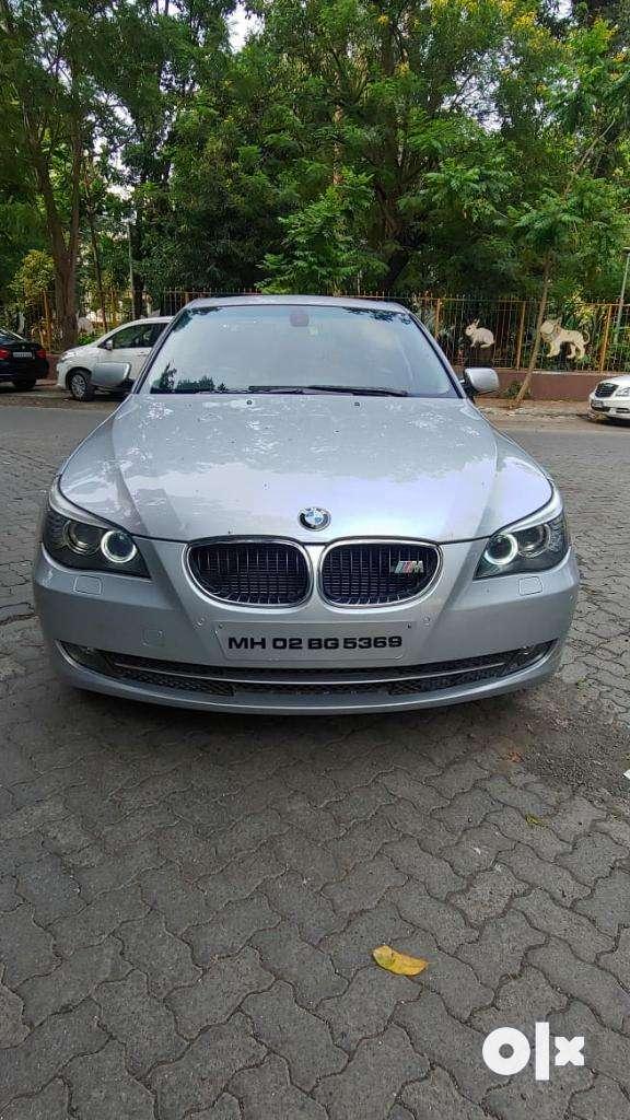 BMW 5 Series 520d Sedan, 2008, Diesel