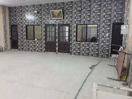 Commercial space 1800 Sq feet(30x60) furnatured  at double road