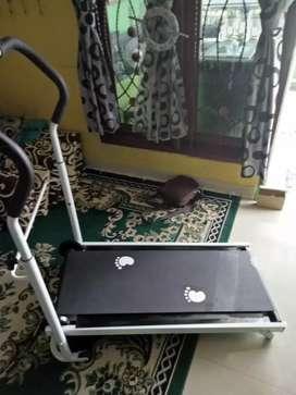 TL 001 manual treadmill 1 slim