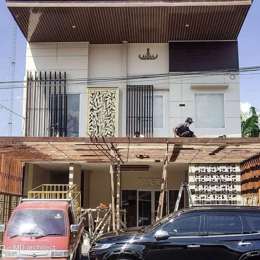 Tukang bangun rumah modern minimalis Cibeber