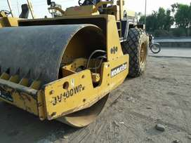 Road roller vibrator jv 100 for rent 120000 per month / sale