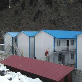 Prefabricated House is available in All Punjab