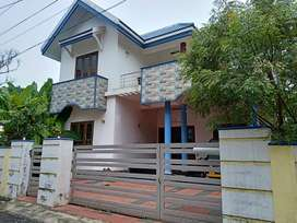 PULLAZHY, Thrissur, 5 cent, 1550 sqft, 4 BHK, 53 Lakh Negotiable,