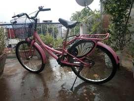 BSA ladybird cycle for sale.