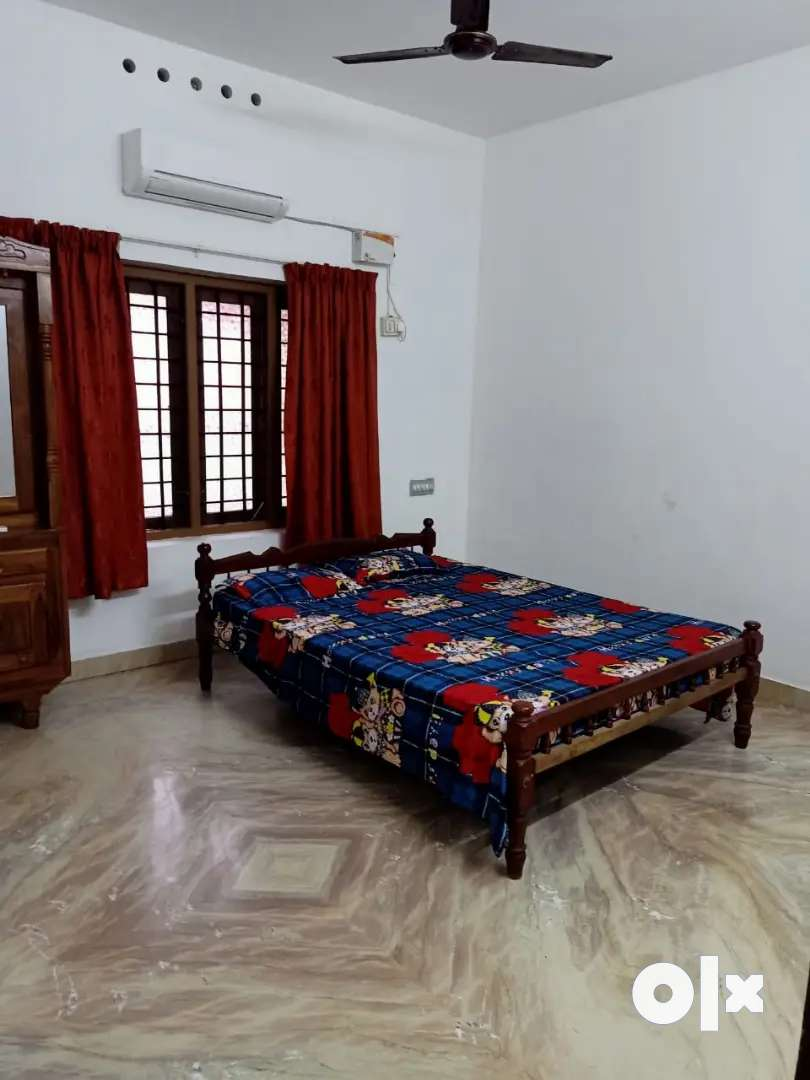 2 bhk first floor furnished balakrishnamnon rd