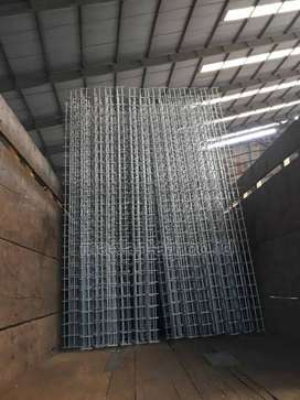 Produsen Pagar Besi BRC Hotdip Kalimantan Tengah