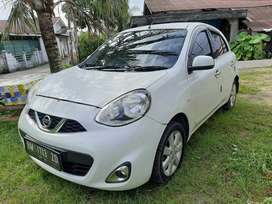 Nissan march 1.2 matic 2015