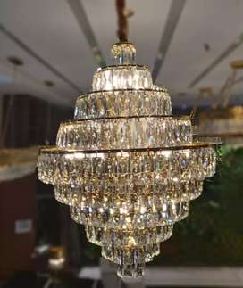 Lampu gantung termurah Lampu Hias/Gantung/Chandellier 8004-600F10